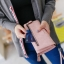 กระเป๋าสตางค์ผู้หญิง Crustal สี pure pink thumbnail 13