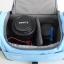 กระเป๋ากล้อง DSLR EOS waterproof camera bag สีฟ้า thumbnail 9