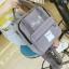กระเป๋าเป้ Japan chic (กระเป๋าเป้สไตล์ญี่ปุ่น) สีเทา thumbnail 4