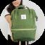 กระเป๋าเป้ Anello Canvas Khaki (Standard) ผ้าโพลีเอสเตอร์ กันน้ำ thumbnail 9
