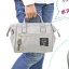 Mini Anello Boston shoulder Bag (สีเทา) thumbnail 1