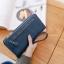 กระเป๋าสตางค์ผู้หญิง Crustal สี Deep blue thumbnail 1