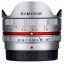 Samyang 7.5mm f/3.5 UMC Fisheye Lens FOR m4/3 - Silver thumbnail 1