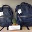 กระเป๋าเป้ Anello Leather Navy (Standard) หนัง PU กันน้ำ thumbnail 7