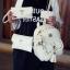 Fashion Korea PU set 4 ใบ (สีดำ) thumbnail 8