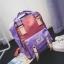 กระเป๋าเป้แฟชั่น square backpack thumbnail 3