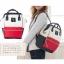 กระเป๋าเป้ Anello F Tricolor สี France (Standard) สีสุดฮิต!! ผ้าโพลีเอสเตอร์แคนวา่ส กันน้ำ thumbnail 4