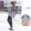 กระเป๋าเป้ Anello Canvas Limited USA (Standard) ผ้าแคนวาส ลาย USA thumbnail 2