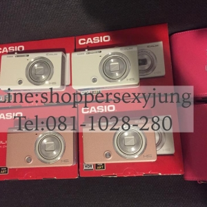 กล้องฟรุ้งฟริ้ง ราคาเบาๆ Casio Exlim ZR50